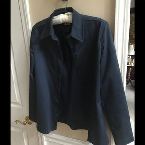 The Limited Jackets & Coats - The Limited Navy Blue Blazer